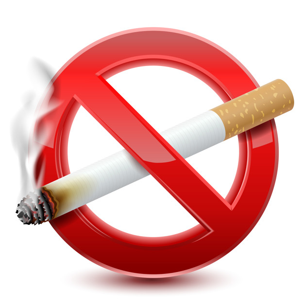 No smoking after dental implants