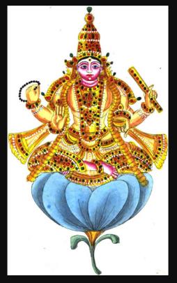 Sukra (Venus) - Navagraha Yatra