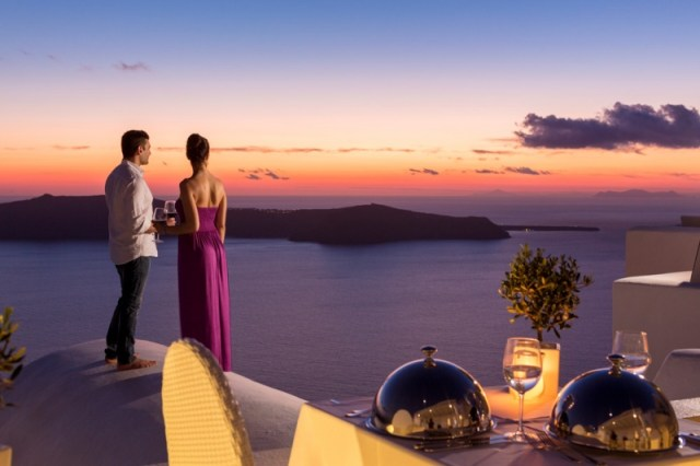 honeymoon  - greece