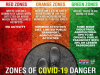 Covid Zones