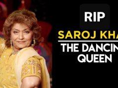 RIP Saroj Khan