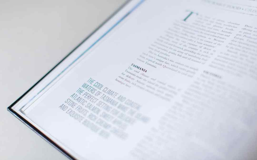 Welcome To publication design