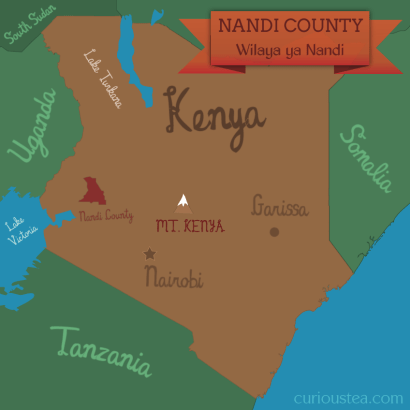 Nandi County, Kenya