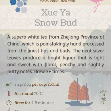 China Xue Ya Snow Bud White Tea