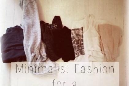 minimalist fashion for a non-girly girl