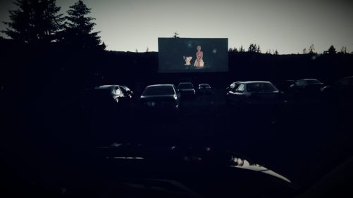 drive-in theater washington - west coast road trip