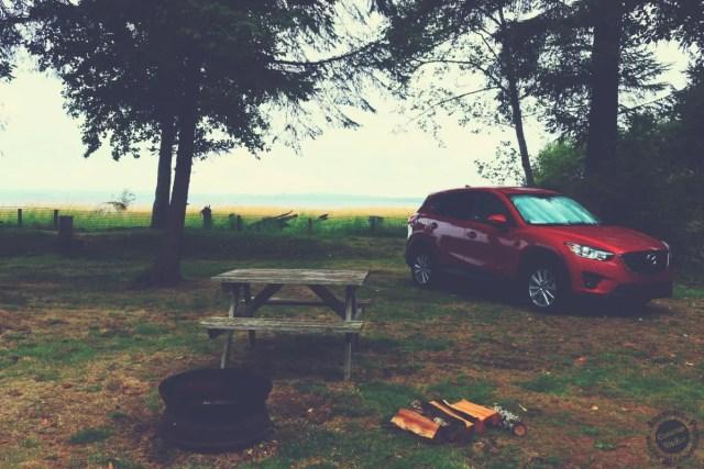 camping in washington