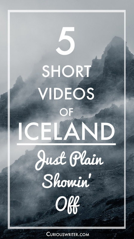 5 videos of Iceland that make the other countries jealous