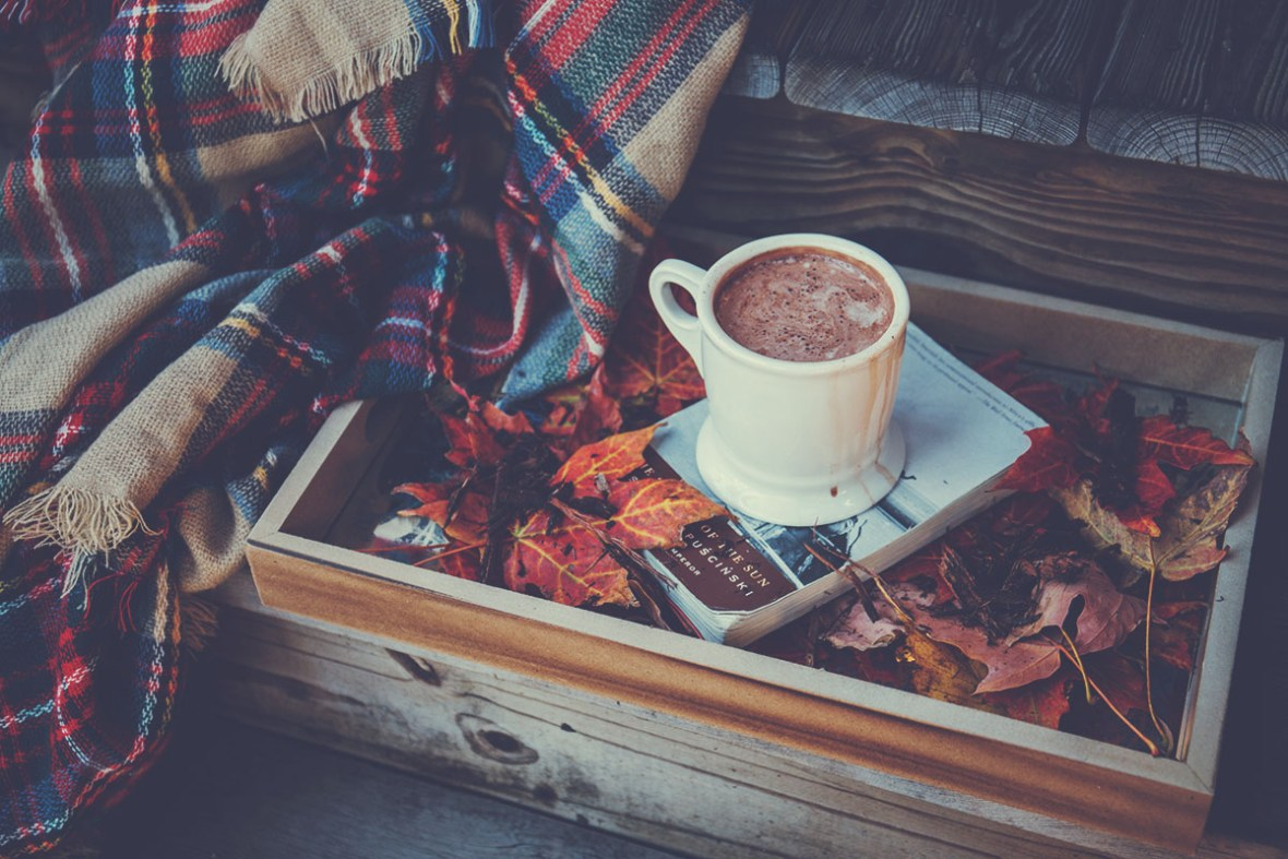 Get in the mood for fall