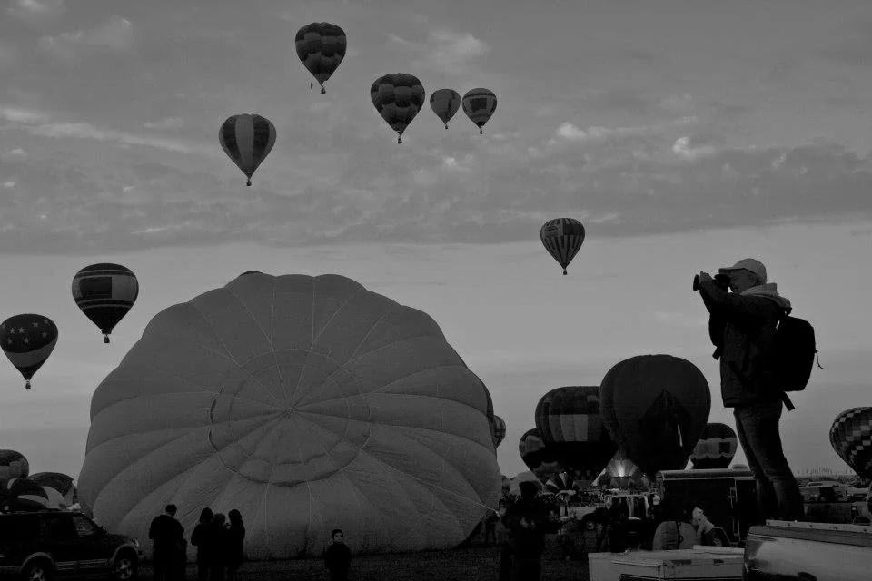 Balloon Fiesta NM