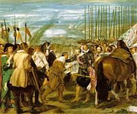 Historia de «La redición de Breda» (o las lanzas) de Velázquez