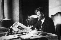 La muerte de Trotsky