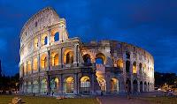El Coliseo Romano y el Templo de Jerusalén