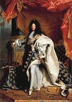 El corazón de Luis XIV de Francia
