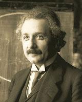 Albert Einstein, presidente de Israel