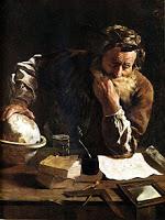 La muerte de Arquímedes
