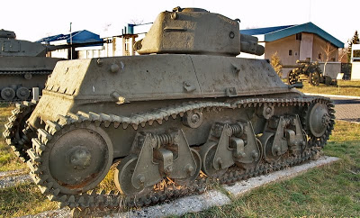 Tanques fuera de uso