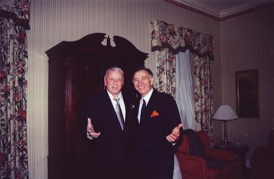 Joseph Paris, el peluquero de Sinatra
