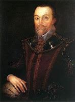 El día que Drake quemó las barbas del rey de España