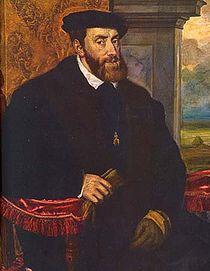 Carlos V, nacido en una letrina