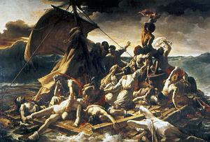 La ley del mar y el canibalismo