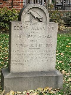Allan Poe, aprendiendo a sumar en el cementerio