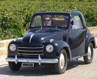 El Fiat 500 y Mussolini