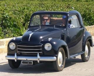 Fiat 500, topolino