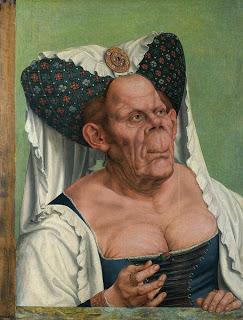 La duquesa fea, de Quentin Massys
