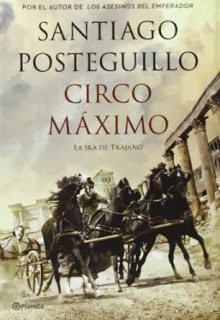 Circo Máximo, de Santiago Posteguillo