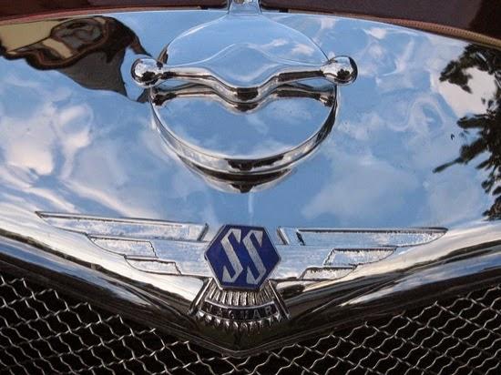 De cuando la marca de coches SS cambió a Jaguar