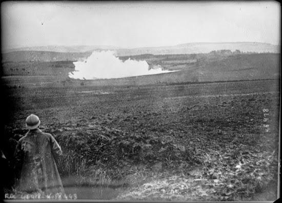Trampas y sorpresas en la Primera Guerra Mundial