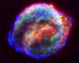 Supernovas, luces brillantes observadas desde hace siglos