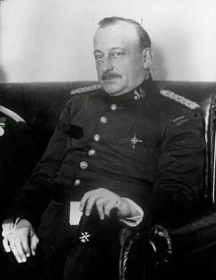 General Miguel Primo de Rivera