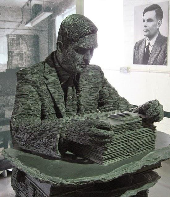 Alan Turing, un gran corredor aficionado