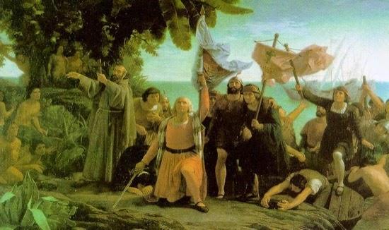 Las ramitas que salvaron a Colón de un motín a bordo