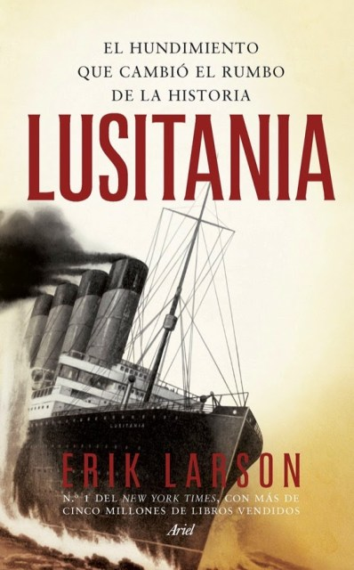 Lusitania, de Erik Larson