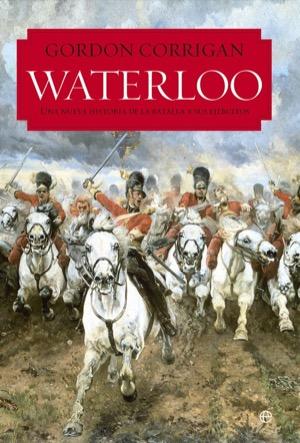 Libros sobre Waterloo y otras batallas napoleónicas