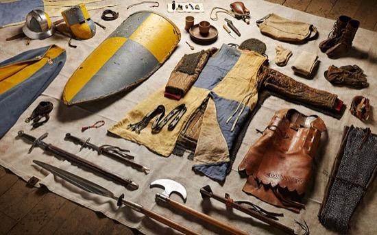 Qué han llevado los ingleses a la guerra durante siglos