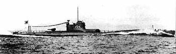 El submarino I25