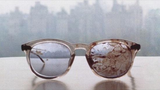 Las gafas de los muertos