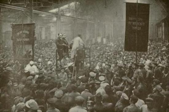 La Revolución Rusa y la 1ª Semana del Audiolibro