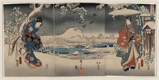 La historia de Genji, quizás, la primera novela de la historia
