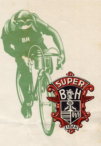 Bicicletas BH también era una fábrica de armas