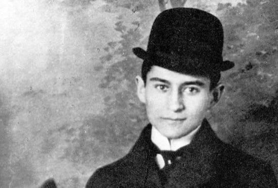 El día que Kafka fue a nadar