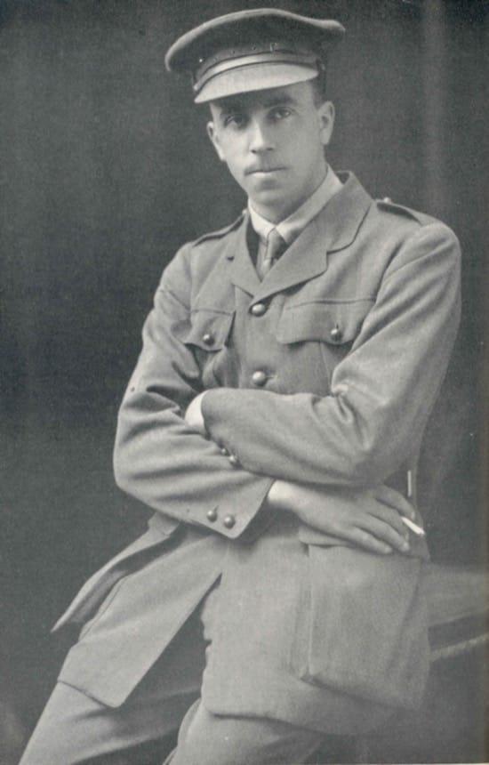 Harold Gillies, un pionero de la cirugía plástica en la Primera Guerra Mundial