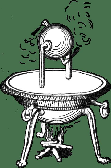 El inventor de la máquina de vapor vivió hace 20 siglos