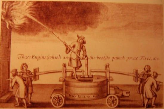 El ahorcado por el gran incendio de Londres que fue absuelto 3 siglos después