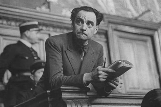 Marcel Petiot, un asesino en serie en la Segunda Guerra Mundial