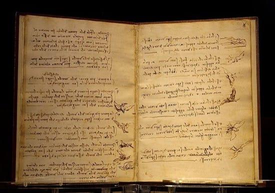 Leonardo da Vinci y las listas